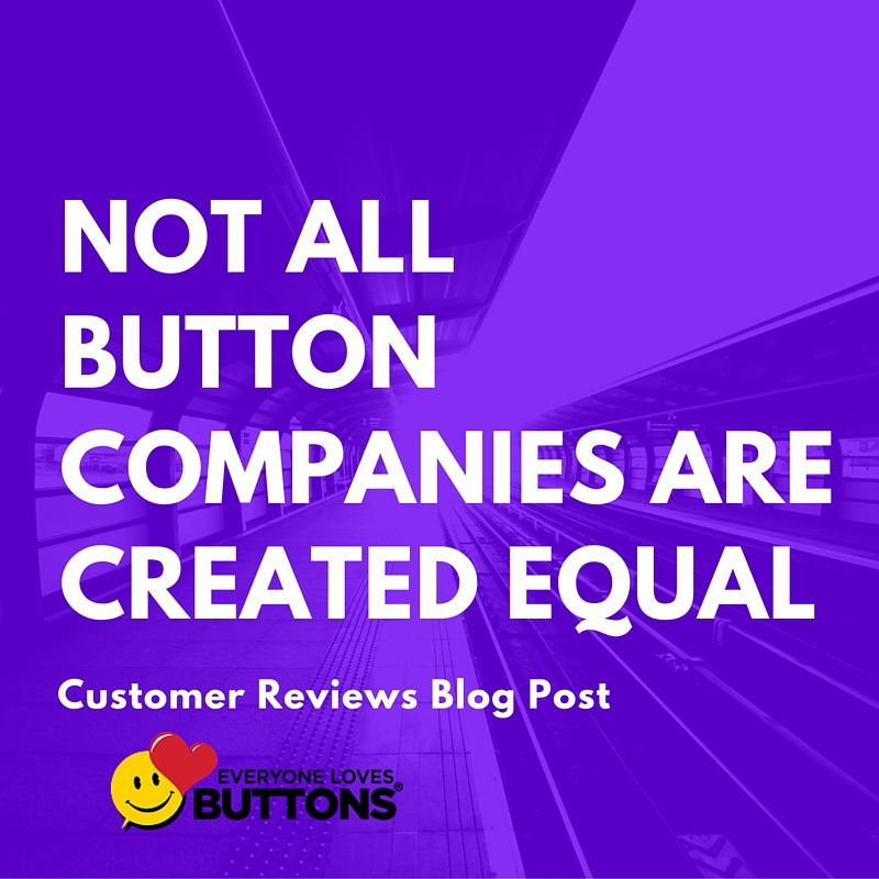Not All Button Companies Are Created Equal