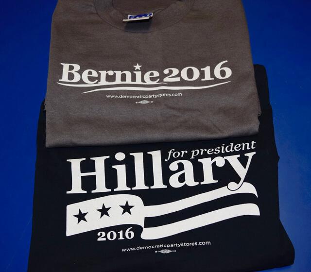 Political T-shirts