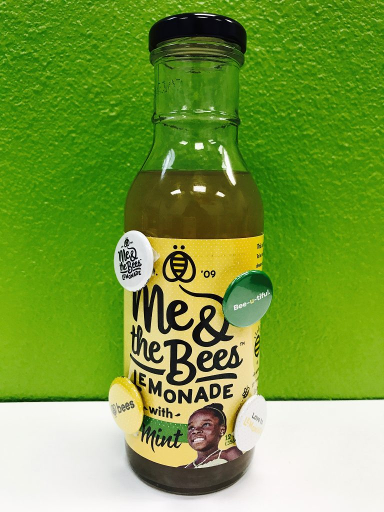 Me & The Bees Lemonade