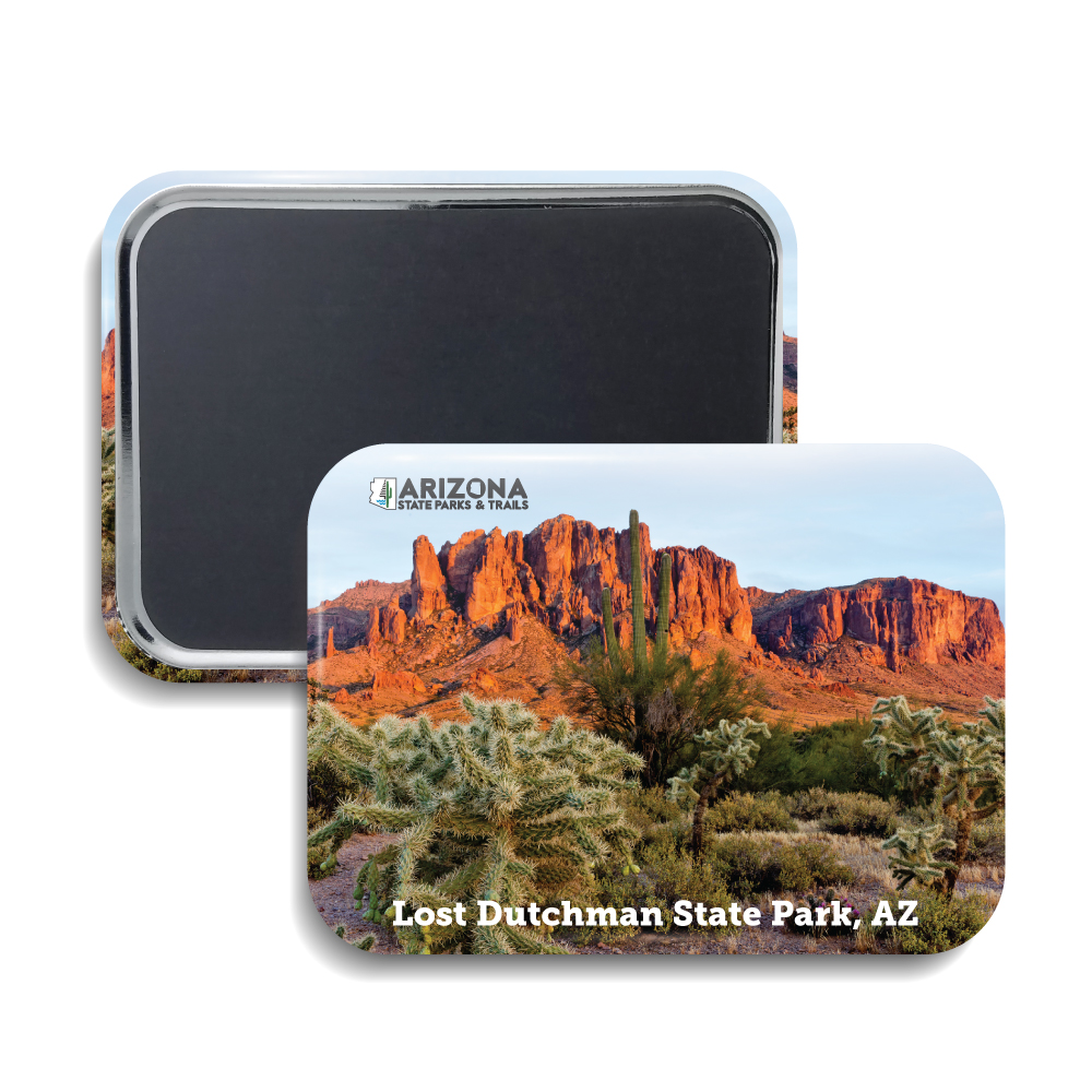 Arizona State Parks and Trails Magnet