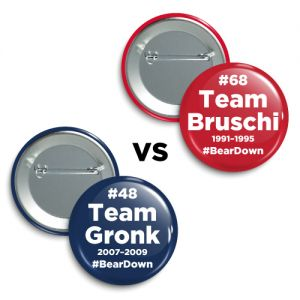 UArizona Team Bruschi vs Team Gronkowski