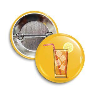 The Ice Tea Button     June 2021  ❤️  Charity = Feeding America