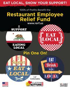 Restaurant Employee Relief Fund - California