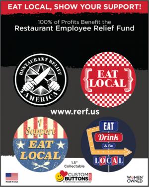 Restaurant Employee Relief Fund - Eat Local
