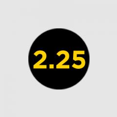 "2.25"" Round Custom Buttons"