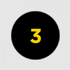 "3"" Round Custom Buttons"