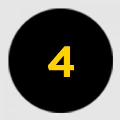 "4"" Round Custom Buttons"