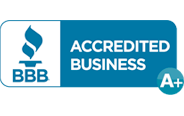 BBB A+ Accredited Busniess