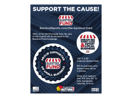 Support the Cause - Barstool Fund