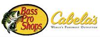Cabelas, Bass Pro Shops