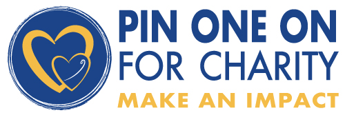 Let's Pin One On For Charity!