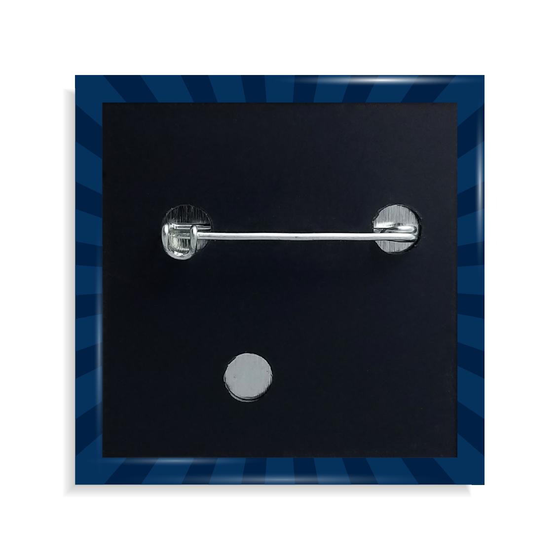 square button back