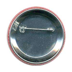 2.25 inch button back