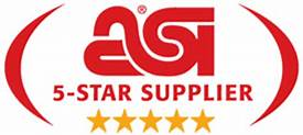 ASI 5-star supplier