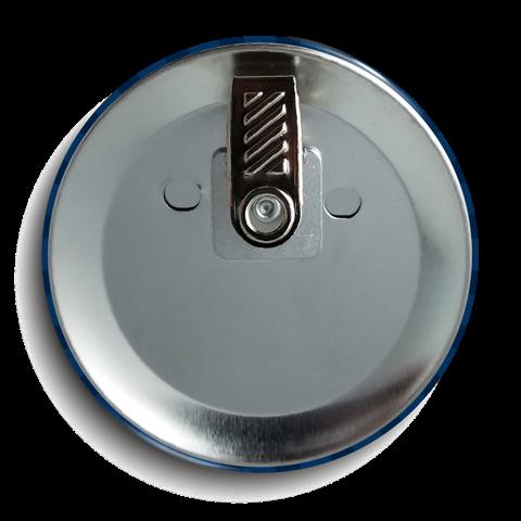 bulldog clip button