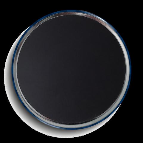 round fridge magnet button