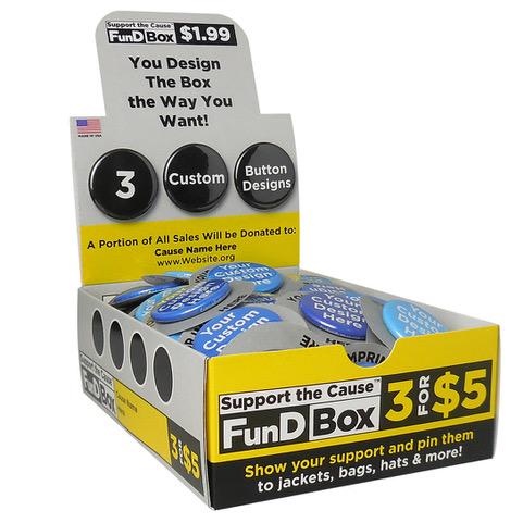 Custom button box sample
